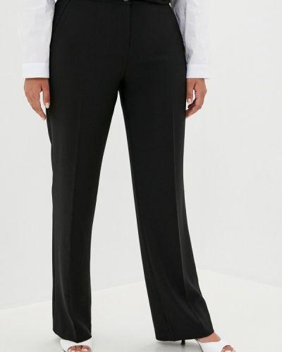 Прямые черные брюки Antiga
