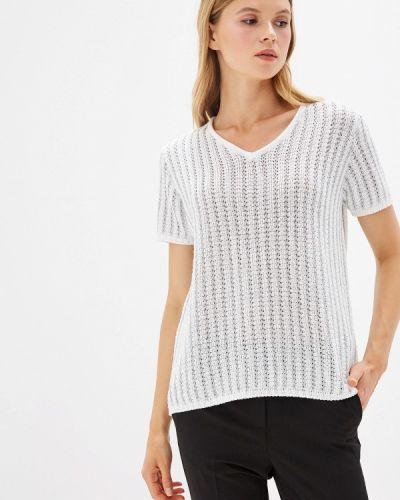 Пуловер белый итальянский Madeleine