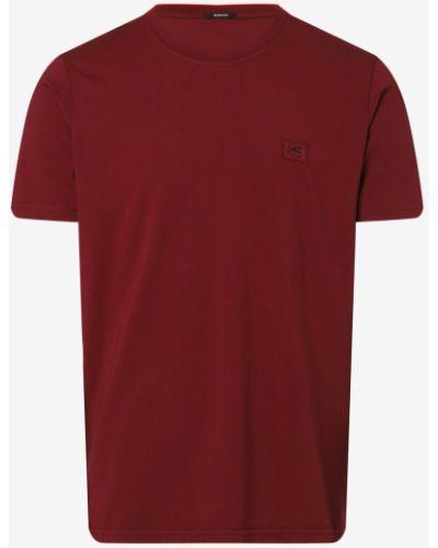Czerwona t-shirt Denham
