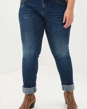 Прямые джинсы синие Sublevel