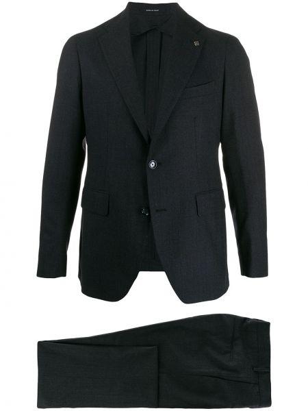 Garnitur kostium niebieski Tagliatore