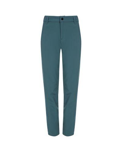 Зеленые зауженные брюки мембранные Outventure