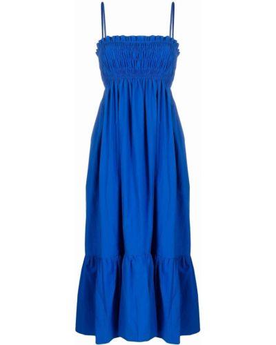 Niebieska sukienka bez rękawów Ciao Lucia