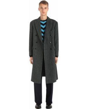 Płaszcz wełniany Mp Massimo Piombo