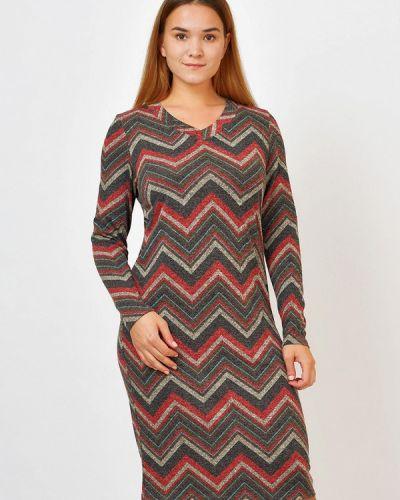 Платье вязаное осеннее Kontaly