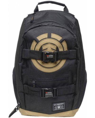 Черный рюкзак спортивный Element