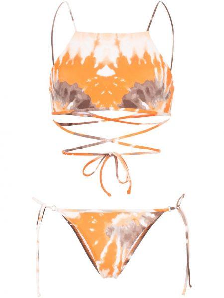 Оранжевые бикини Ack