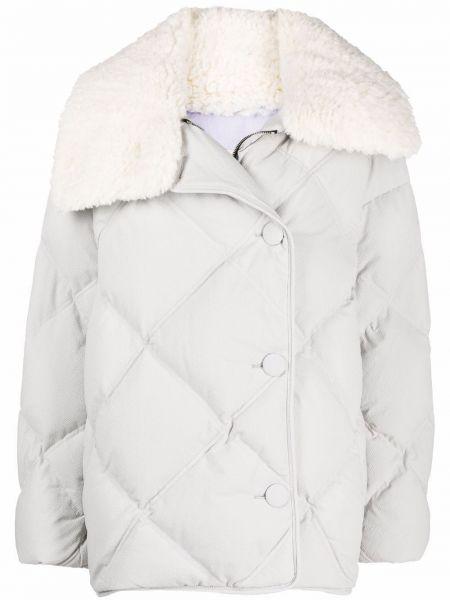 Стеганая куртка - серая Ienki Ienki