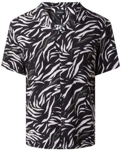Koszula krótki rękaw - czarna The Kooples