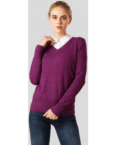 Фиолетовый пуловер Finn Flare