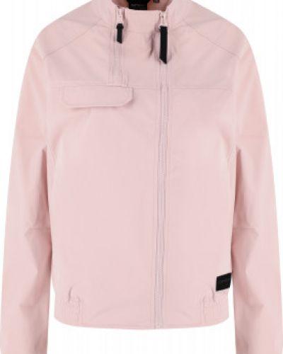 Ветровка софтшелл - розовая Icepeak