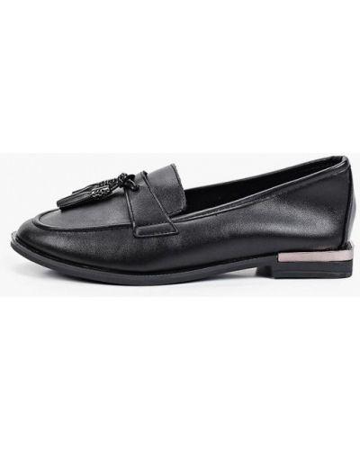 Черные зимние туфли Betsy