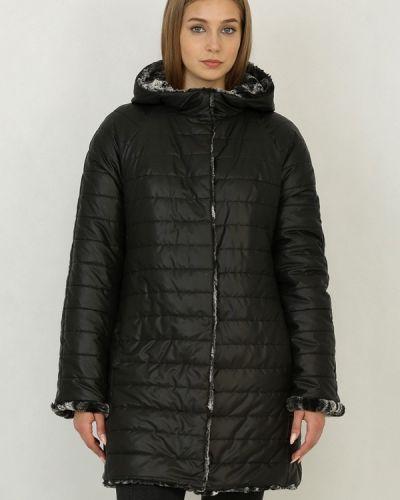 Утепленная куртка - черная Trifo