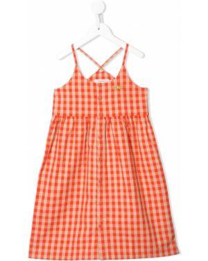 Платье с рукавами на пуговицах Tiny Cottons