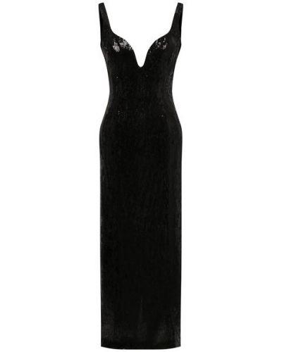 Платье с пайетками с подкладкой Galvan  London