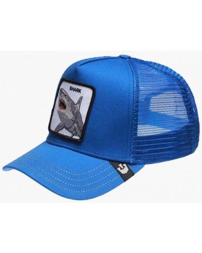 Синяя бейсболка Goorin Brothers