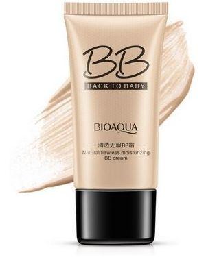 Тональный крем для лица светлый Bioaqua