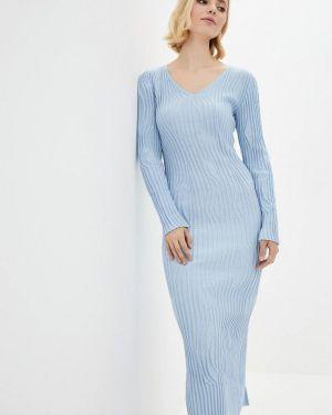 Клубное вязаное платье Nataclub