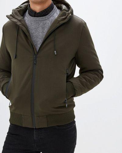 Утепленная куртка демисезонная осенняя Chromosome