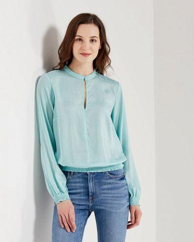 Бирюзовая блузка United Colors Of Benetton