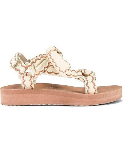 Sandały sportowe na platformie Loeffler Randall