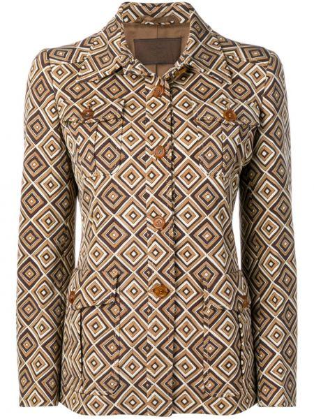 Нейлоновый пиджак Prada Pre-owned