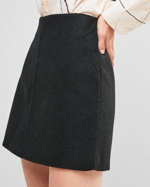 Юбка мини с завышенной талией юбка-шорты Zaful