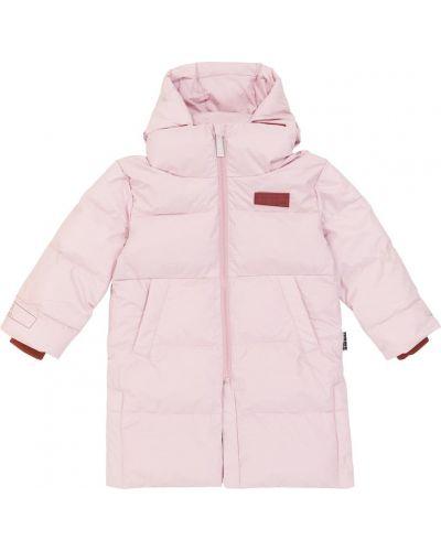 Полупальто - розовое Molo
