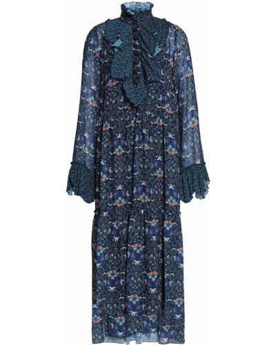 Платье миди с длинными рукавами See By Chloé