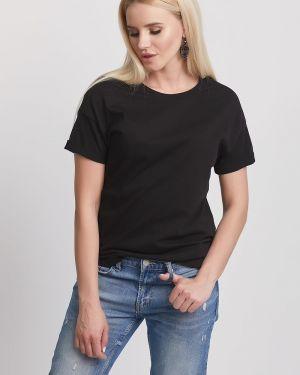 Блузка с коротким рукавом с отворотом Jetty