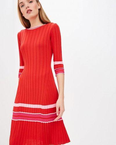 Вязаное платье весеннее трикотажное Pinko
