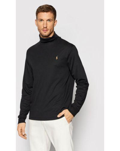 Golf - czarny Polo Ralph Lauren
