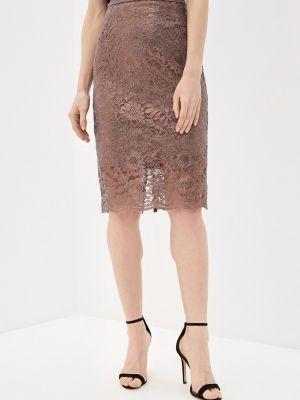 Платье прямое бежевое Concept Club