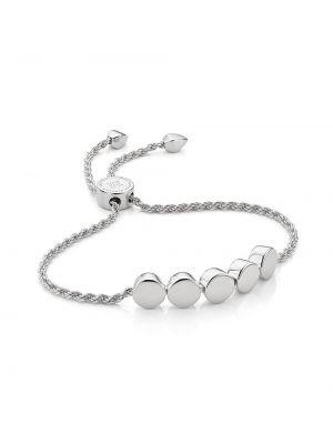 Браслет - серебряный Monica Vinader