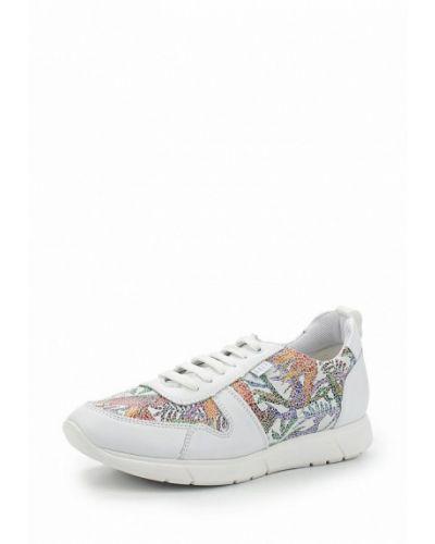 Белые кроссовки Ralf Ringer