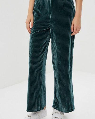 Зеленые брюки повседневные Compania Fantastica