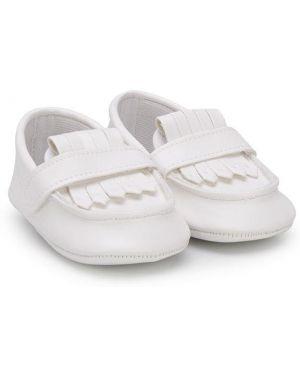 Шлепанцы для обуви белый Le Bebé Enfant