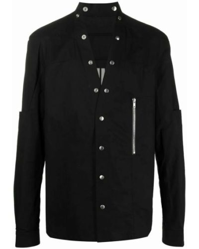 Czarna koszula Rick Owens