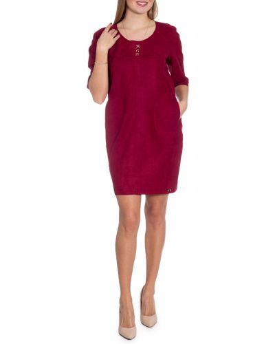 Платье бордовый красный Lacywear