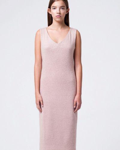 Платье мини весеннее розовое Minimally