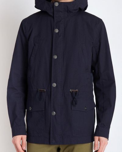 Синяя куртка свободная Finn Flare