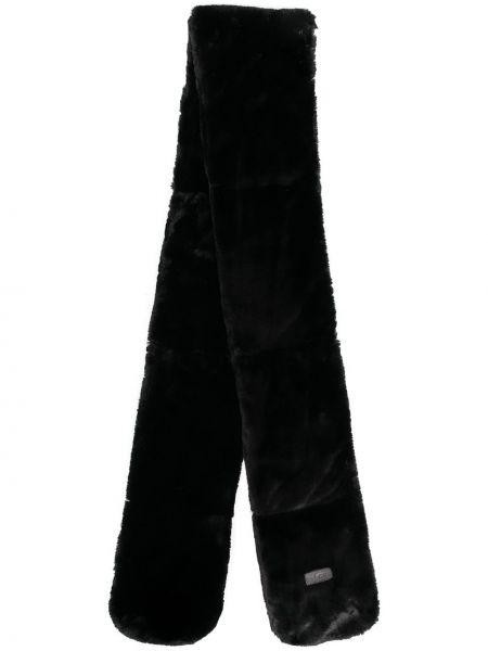 Szalik - czarny Ugg