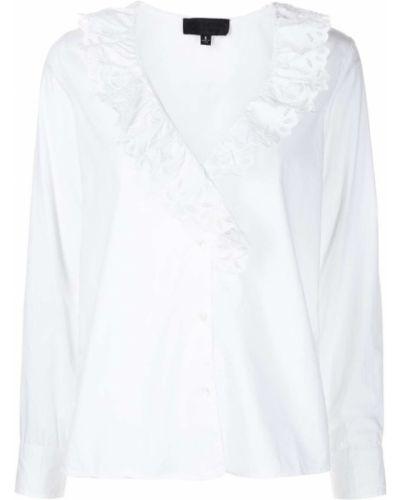 Длинная рубашка - белая Nili Lotan