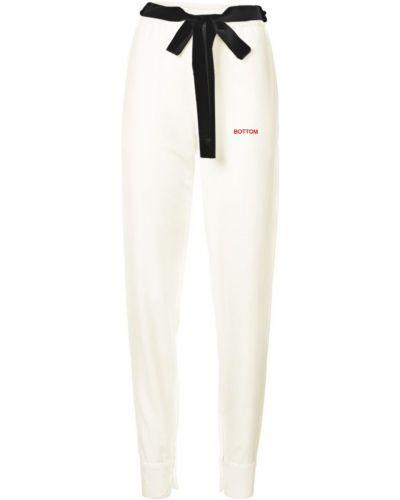 Брюки белые длинный Dresshirt