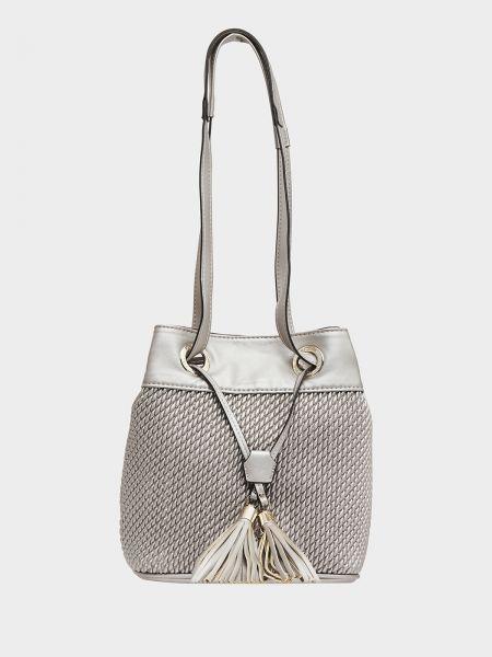 Кожаная сумка - золотая Ara