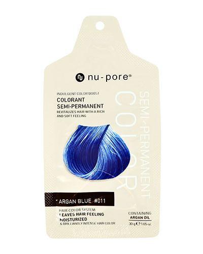 Оттеночный бальзам для волос Nu-pore