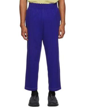 Синие брючные брюки с карманами Camiel Fortgens
