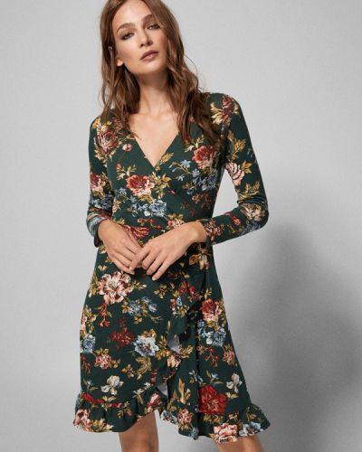 Однобортное платье Springfield