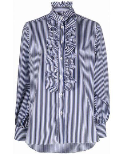 Niebieska koszula Parosh