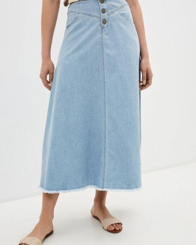 Джинсовая юбка Francesco Donni